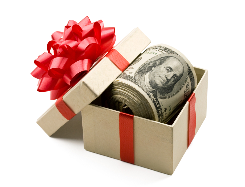 The Tax Implications Of Receiving A Holiday Bonus The