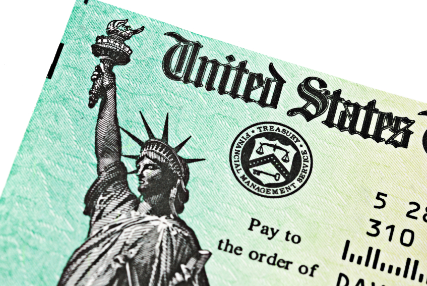 Undeliverable tax Refunds