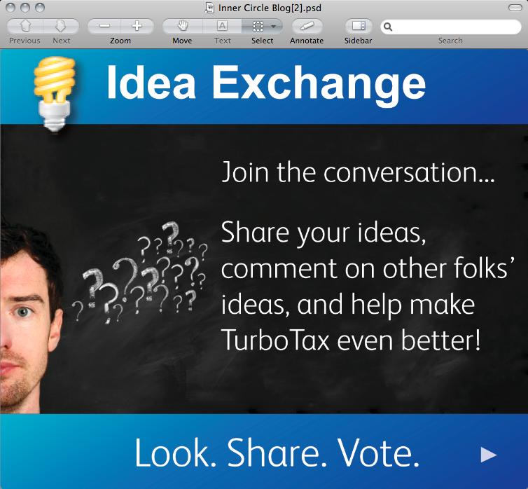 Idea Exchange