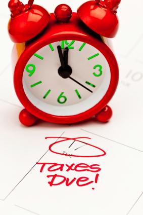 Last Minute Tax Tips