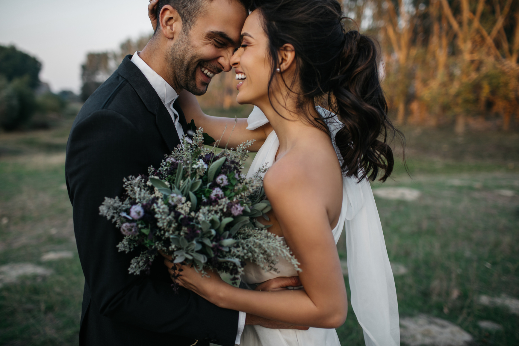 how to wish newly married couple