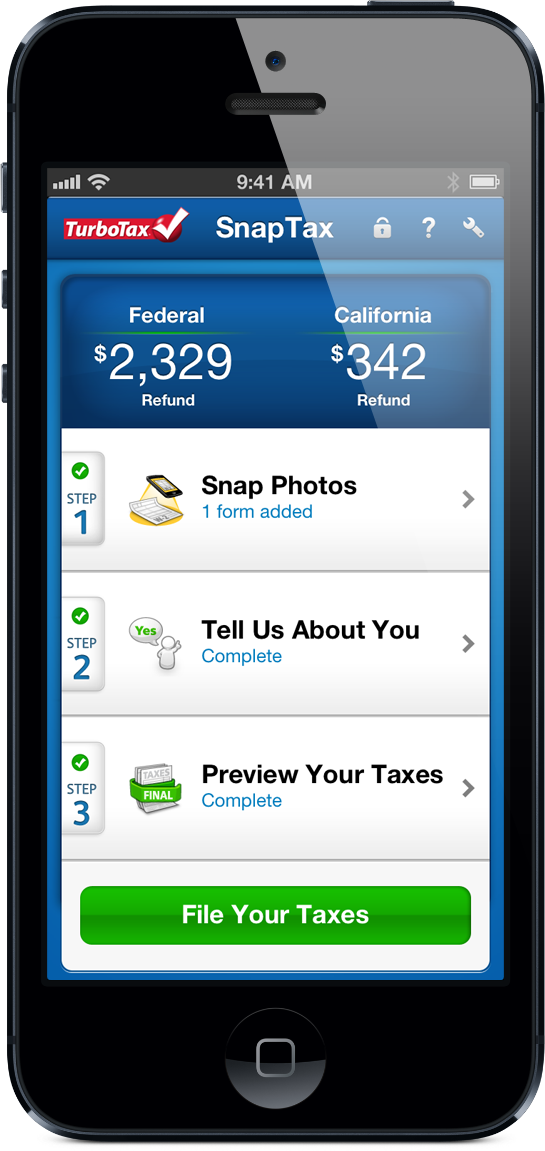 turbotax mobile apps  keep more of your hard