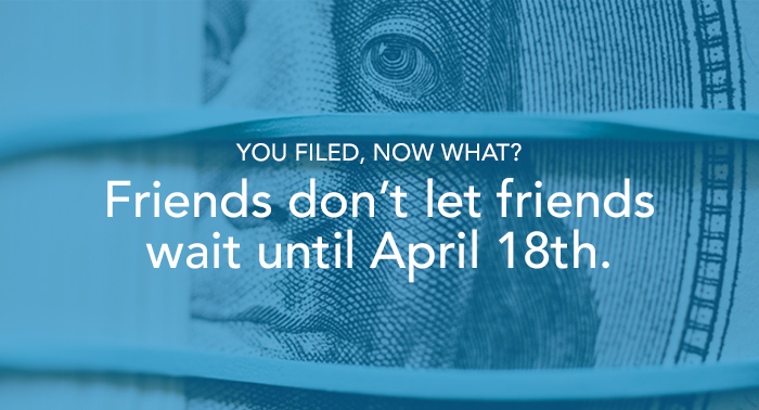 Nudge a Friend to File Their Taxes